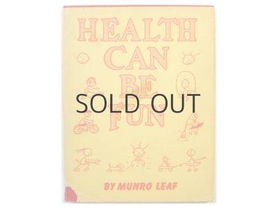 画像1: マンロー・リーフ「HEALTH CAN BE FUN」1943年