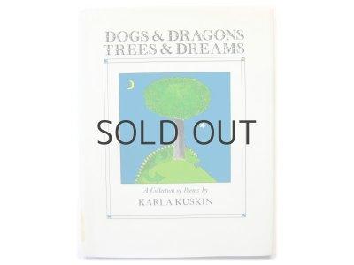 画像1: カーラ・カスキン「Dogs & Dragons & Trees & Dreams」1980年