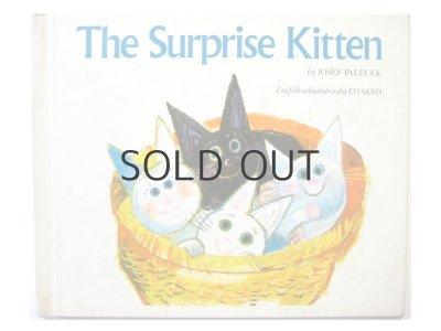 画像1: 【チェコの絵本】ヨゼフ・パレチェク「The surprise kitten」1976年
