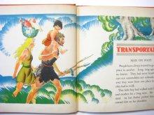 他の写真1: ピーターシャム夫妻「The Story Book of TRANSPORTATION」1933年