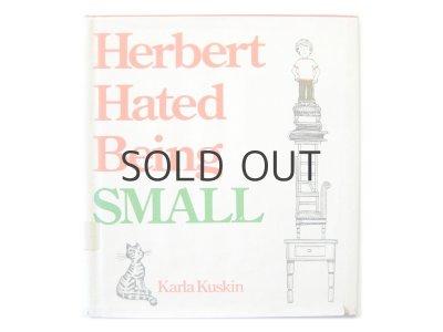 画像1: カーラ・カスキン「Herbert hated being SMALL」1979年