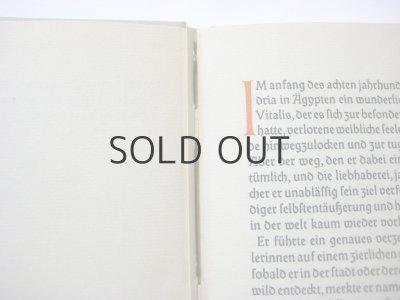 画像5: フェリクス・ホフマン「Der schlimm-heilige Vitalis」1953年 ※限定700部