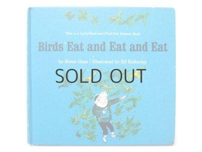 画像1: エド・エンバリー「Birds eat and eat and eat」1963年