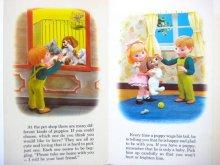 他の写真1: 【人形絵本】飯沢匡/土方重巳「Puppies」1973年