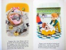 他の写真2: 【人形絵本】飯沢匡/土方重巳「Puppies」1973年