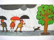 他の写真1: マックス・ベルジュイス「Es regnet, es regnet」1973年