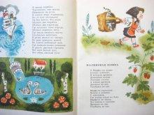 他の写真2: 【ロシアの絵本】アナトーリー・エリセーエフ「МАЛИНОВАЯ КОШКА」1976年