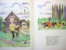他の写真3: 【ロシアの絵本】ユーリー・モロカノフ「КАК МНЕ САЧОК ПОМОГ」1970年