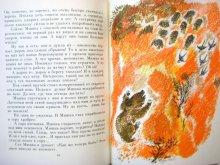 他の写真1: 【ロシアの絵本】ニキータ・チャルーシン「Лесные домишки」1975年