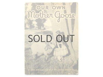 画像1: キャロル・マクミラン・リード「Our own mother goose」1934年