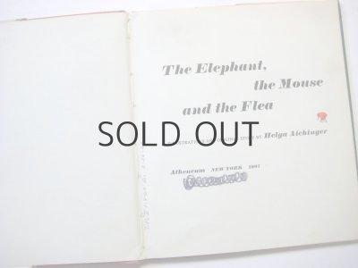 画像4: ヘルガ・アイヒンガー「The Elephant, the Mouse and the flea」1967年