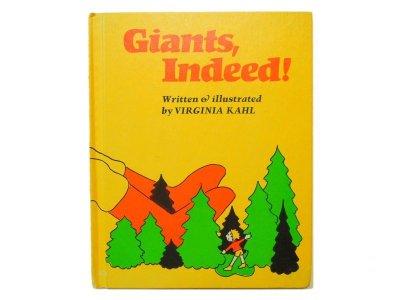 画像1: ヴァージニア・カール「Giants, Indeed!」1974年