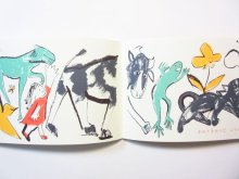 他の写真3: 【新品/新刊】 きくちちき「いちにのさん」2014年 ※特装版(限定300部)/手刷り木版、直筆サイン&ナンバー入り