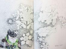 他の写真2: ロバート・フロスト/スーザン・ジェファーズ「白い森のなかで」1997年