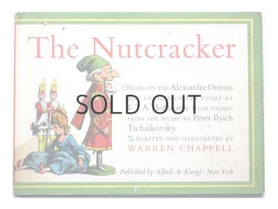 画像1: E. T. A.ホフマン/ウォーレン・チャペル「The Nutcracker」1958年