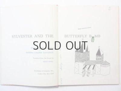 画像5: サンドラ・カルダー・デビッドソン「SYLVESTER AND THE BUTTERFLY BOMB」1972年