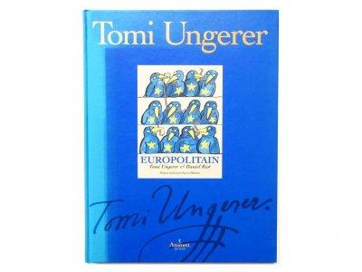 画像1: トミ・ウンゲラー「EUROPOLITAIN」1998年