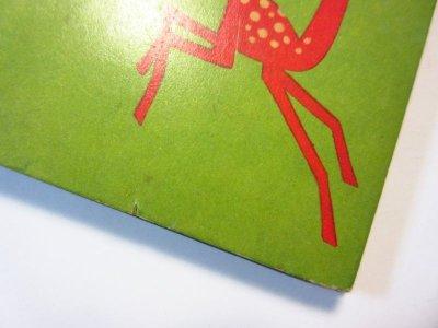 画像4: 【仕掛け絵本】ルドルフ・ルケシュ「FLEETFOOT THE FAWN」1965年