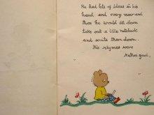 他の写真2: ローズマリー・ハモンド「THE GIFT BEAR」1946年 ※小さな絵本です。