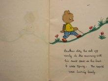 他の写真1: ローズマリー・ハモンド「THE GIFT BEAR」1946年 ※小さな絵本です。