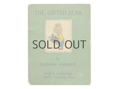 画像1: ローズマリー・ハモンド「THE GIFT BEAR」1946年 ※小さな絵本です。