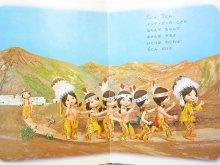 他の写真2: 【人形絵本】飯沢匡/土方重巳「ちいさなインディアン」1971年