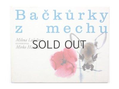 画像1: 【チェコの絵本】ミルコ・ハナーク「Backurky z mechu」1978年