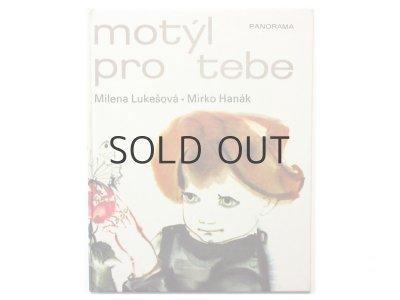 画像1: 【チェコの絵本】ミルコ・ハナーク「motyl pro tebe」1983年