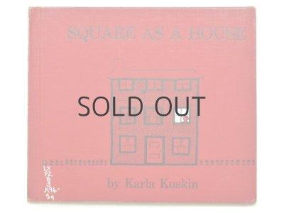 画像1: カーラ・カスキン「SQUARE AS A HOUSE」1960年