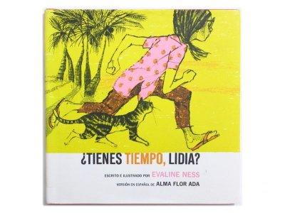 画像1: エバリン・ネス「TIENES TIEMPO, LIDIA?」1976年