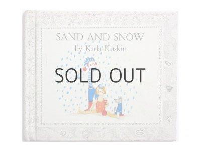 画像1: カーラ・カスキン「SAND AND SNOW」1965年