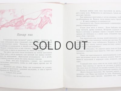 画像3: 【ロシアの絵本】Z. ゴロホフスキー「КОРЕ САРЫГ НА БУЛАНОМ КОНЕ」1974年