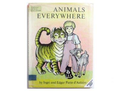 画像1: ドーレア夫妻「ANIMALS EVERYWHERE」1954年※コピーライト