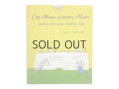 画像1: イソップ童話/マリアン・パリー「City Mouse - Country Mouse」1970年