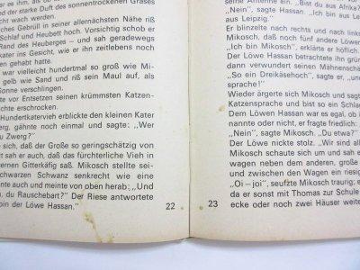 画像4: 【チェコの絵本】クヴィエタ・パツォウスカー「Die Abenteuer des Kater Mikosch」1983年