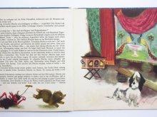 他の写真1: 【チェコの絵本】イジー・トゥルンカ「MISCHA KUGELRUND IM PUPPENTHEATER」1956年