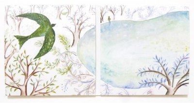 画像3: 【CD/新品】 サボテン高水春菜「夢の森」2017年 ※森野美紗子/画