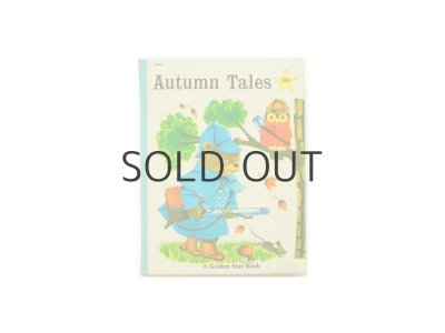 画像1: リチャード・スキャリー「Autumn Tales」1967年 ※小さな本です。