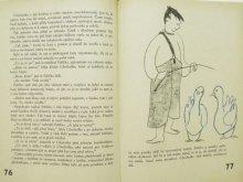 他の写真3: 【チェコの絵本】オルガ・パヴァロヴァー「Husa Chocholka」1958年