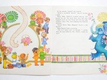 他の写真3: 【ウクライナの絵本】ユーリー・ヤルミッシュ/イリーナ・ミシナ「HOW BABY ELEPHANT LEARNT TO DANCE」1976年