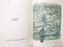 他の写真2: ベン・シャーン/リルケ「FOR THE SAKE OF A SINGLE VERSE」1974年 ※ソフトカバー版