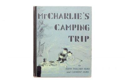 画像1: クレメント・ハード「Mr. CHARLIE'S CAMPING TRIP」1962年