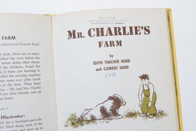 画像4: クレメント・ハード「MR. CHARLIE'S FARM」1964年