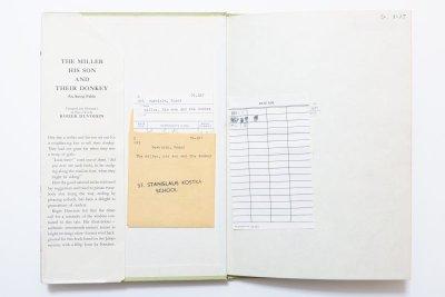 画像2: ロジャー・デュボアザン「THE MILLER, HIS SON, AND THEIR DONKEY」1969年