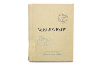 画像1: メリー・アン&ノーマン・ホバーマン「WHAT JIM KNEW」1963年