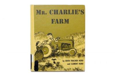 画像1: クレメント・ハード「MR. CHARLIE'S FARM」1964年