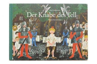 画像1: ポール・ナスバウマー「Der Knabe des Tell」1969年 ※「テルのむすこ」