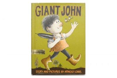 画像1: アーノルド・ローベル「GIANT JOHN」