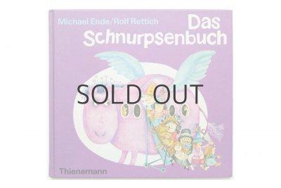 画像1: ミヒャエル・エンデ/ロルフ・レティヒ「Das Schnurpsenbuch」1979年