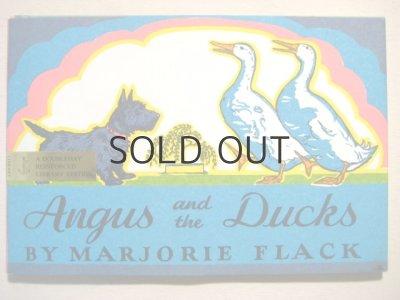 画像1: マージョリー・フラック「Angus and the Ducks」